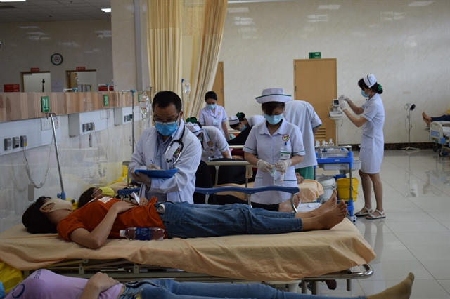 Over 150 hospitalised with food poisoning in Đồng Nai