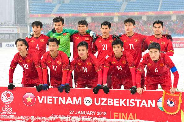 Why have injuries ravaged the heroic U23 squad?