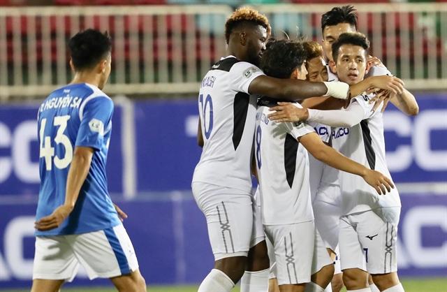 Hoàng Anh Gia Lai HCM City win V.League 1 openers