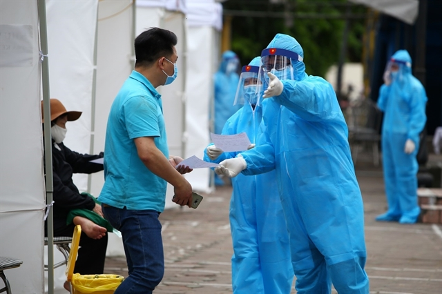Five new COVID-19 cases confirmed in Việt Nam total hits 227
