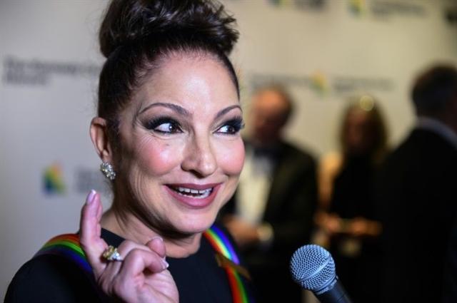 US singer Gloria Estefan updates 80s hit for pandemic