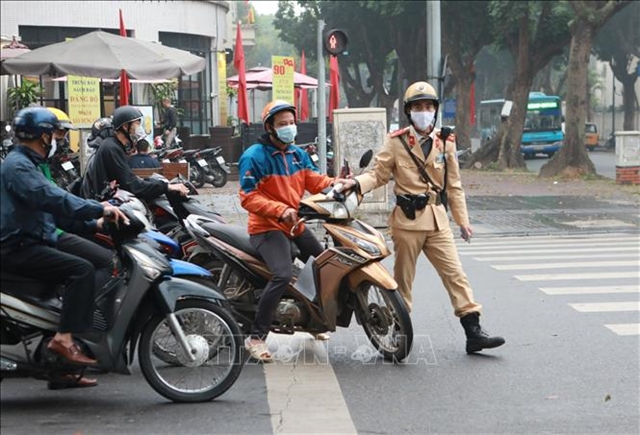 Traffic police to start one-month crackdown