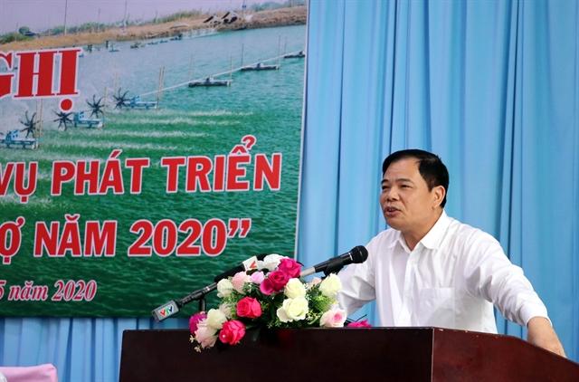 MARD is confident about shrimp export target