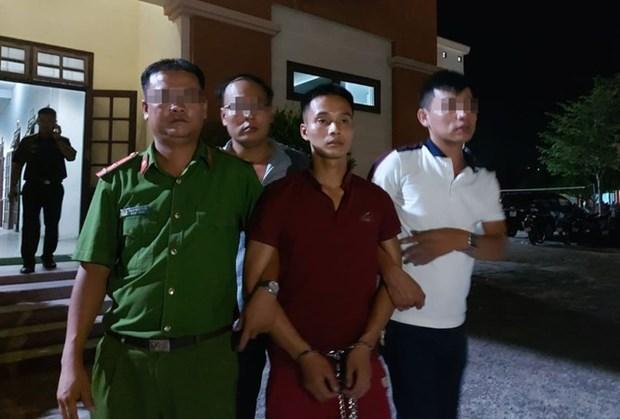 Prison escapee arrested in Quảng Nam