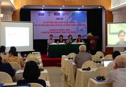 Việt Nam makes progress in public budget accountability