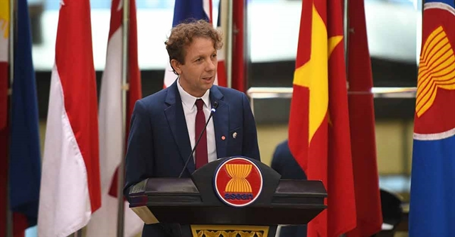 EU Ambassador to ASEAN appreciates Việt Nams efforts to host AMM 53 related meetings