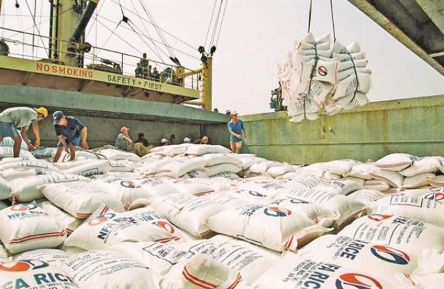 Việt Nam imports Indian broken rice