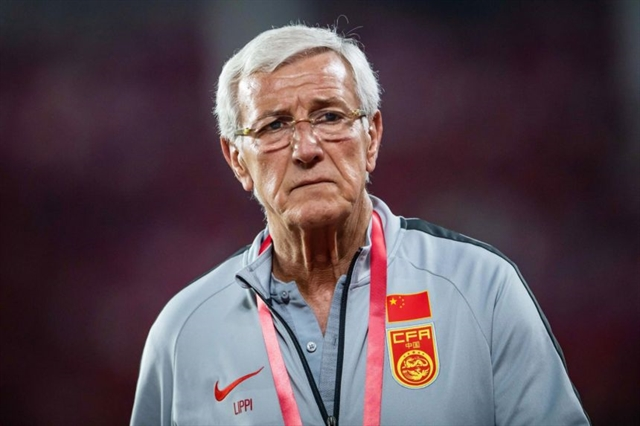 Chinas chances of qualification dismissed by former manager Lippi in lead up to vital game again Việt Nam
