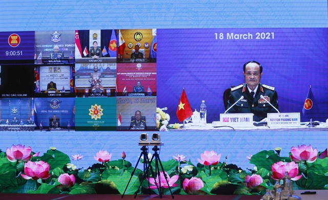 Việt Nam joins ASEAN Chiefs of Defence Forces Meeting