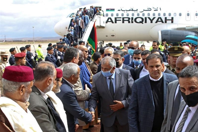 Việt Nam supports comprehensive political solution in Libya: diplomat