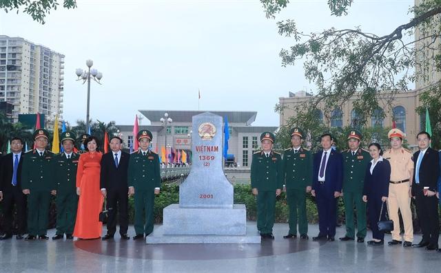 Việt Nam China hold sixth border defence friendship exchange