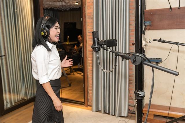 Pop star Thanhs newalbumreleased