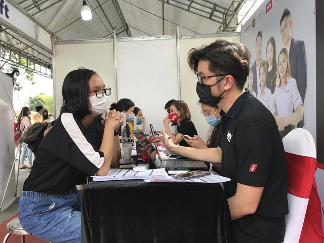 Recruitment demand soars in textile garment IT sectors