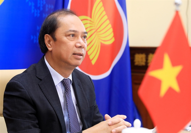 Việt Nam attends 23rd ASEAN-India SOM