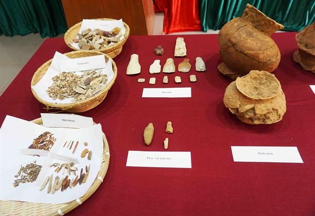 Ancient workshop discovered in Đắk Lắk