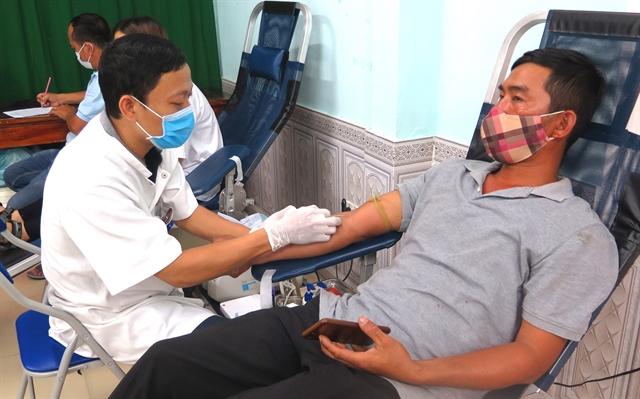CIHBT facing severe blood shortage amid pandemic