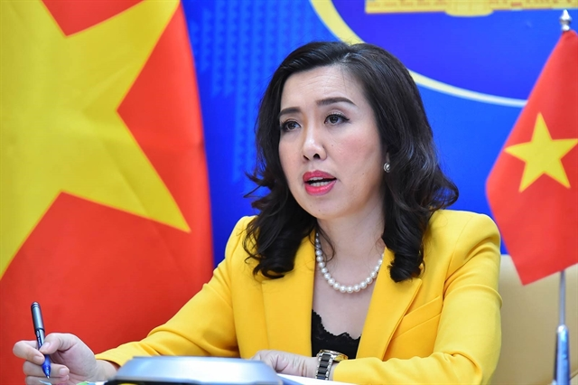 Việt Nam demands relevant parties not complicate South China Sea situation
