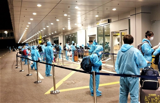 7-day quarantine for fully vaccinated arrivals to be trialled