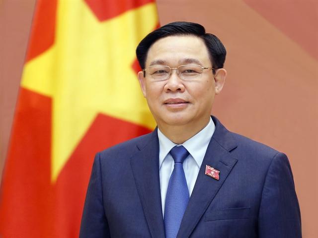 NA leader stresses application of Hồ Chí Minhs thoughts in legislation
