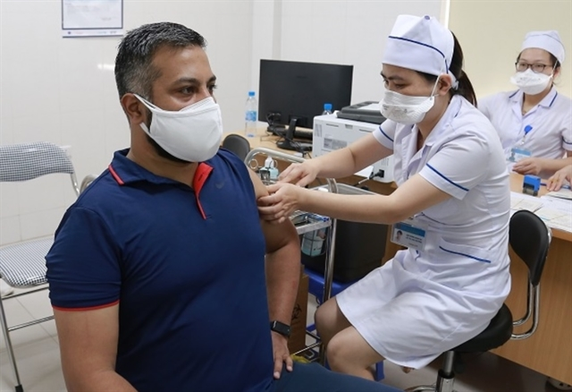 Việt Nam does not discriminate over vaccinations