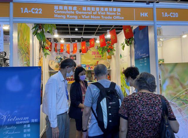 Việt Nam introduces products at Hong Kong Food Expo 2021