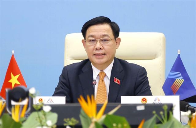 ASEANunited to cope with COVID-19: top legislator