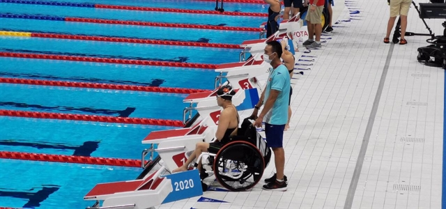 Vietnamese swimmers fail to qualify