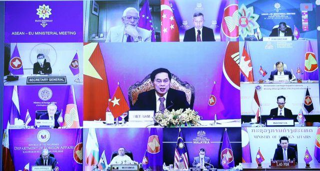 ASEAN-EU consider future free trade agreement during talks