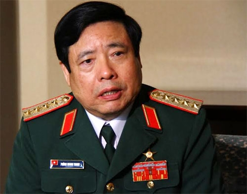 General Phùng Quang Thanh dies at age 72 due to illness
