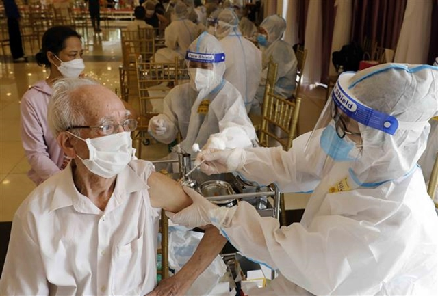 11172new infections detectedin Việt Nam Monday