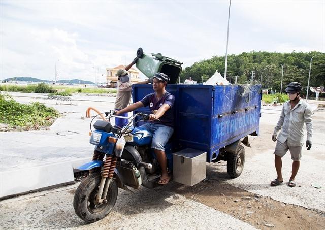 Kiên Giang steps up efforts to treat waste