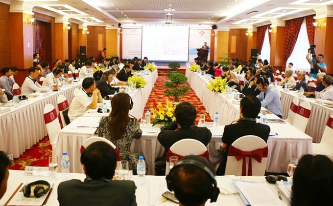 Huế hosts meeting for a global cultural city network