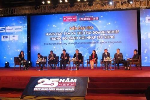 Hà Nội hosts CEO Forum 2016