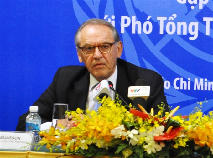UN vows to assist VN tackle drought salinity