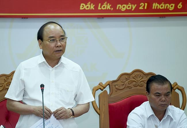 PM urges Đắk Lắk farming focus