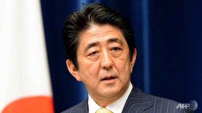 Japanese PM Abe visiting Việt Nam
