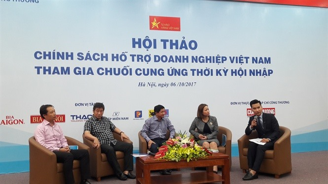 Việt Nam wants to join supply chains: official