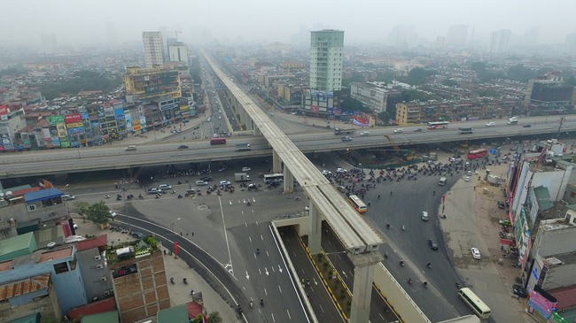 Hà Nội resumes delayed projects