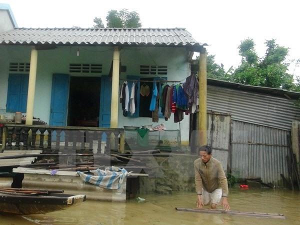 EU condoles with Việt Nam over typhoon losses