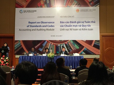WB pushes VN to streamline accounting law