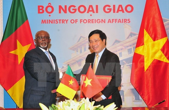 Cameroon keen to develop ties with Việt Nam
