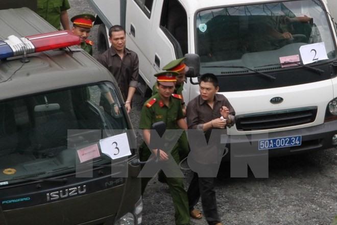 Fifteen defendants imprisoned for terror attempt