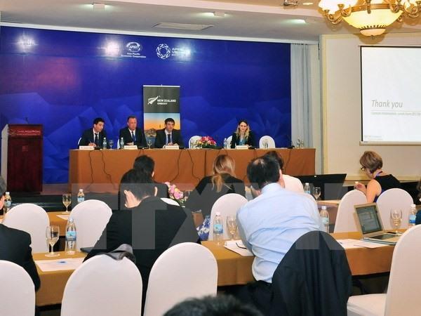 APEC studies tourism-climate change friction