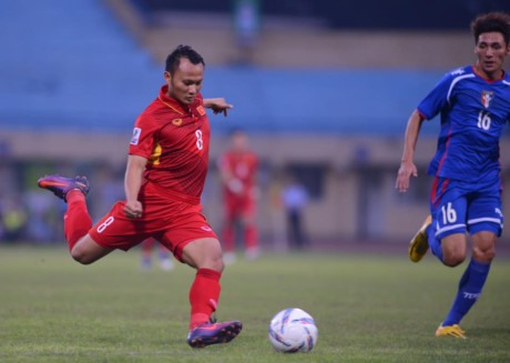 Hoàng misses Asian Cup because of injury