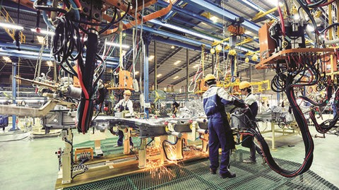 Human resources to drive Industry 4.0