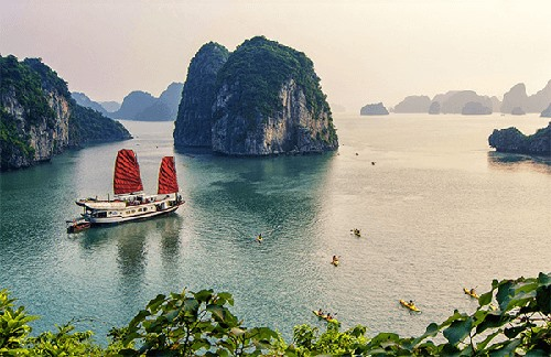 Hạ Long Bay getting free wi-fi security cameras