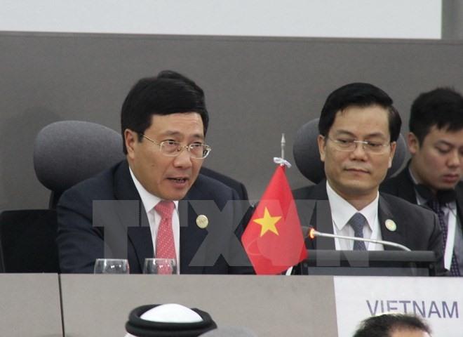 VN China to bolster strategic partnership