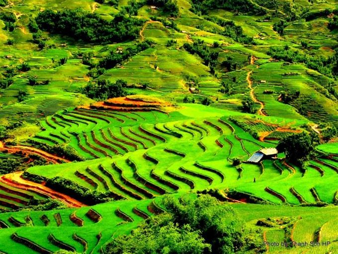 Mường Luông helps make the northwest more attractive