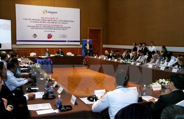 ASEAN celebrates five decades