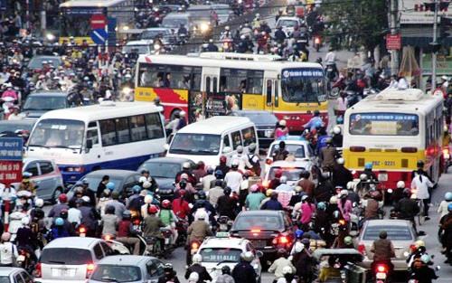 High-rises cause traffic chaos in HN